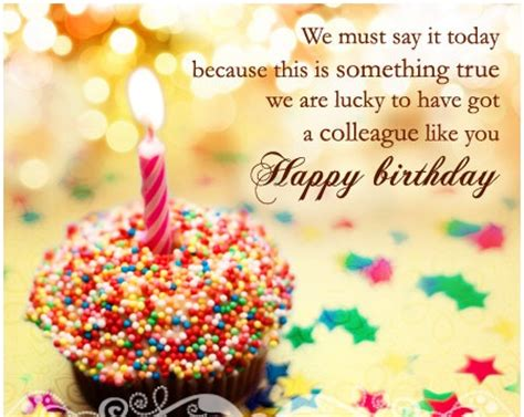 133+ best birthday wishes for colleagues bday messages