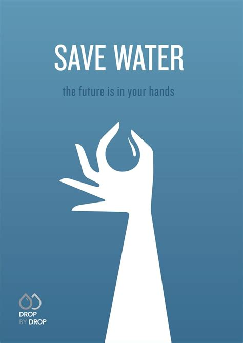 design poster save water pin by sm on creative pinterest save energy water