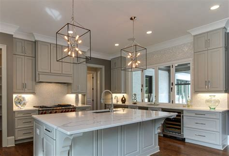 semi custom cabinets and the top 4 kitchen design trends