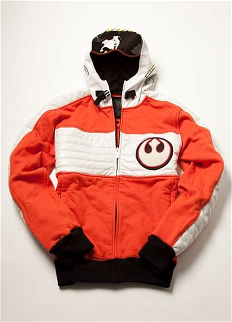 Hoodie I Am Pilot more awesome wars jackets from marc ecko geektyrant