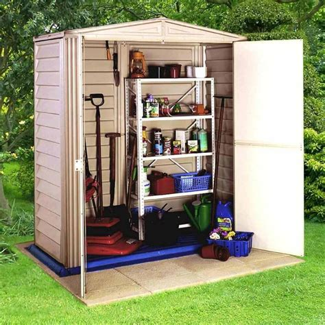 small usable backyard storage shed plans pool safety