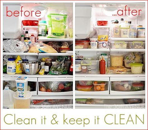 The 36th AVENUE   How to Clean a Fridge   The 36th AVENUE