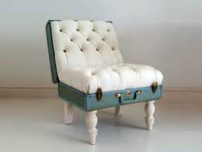 suitcase chair these n that n those diy suitcase chair