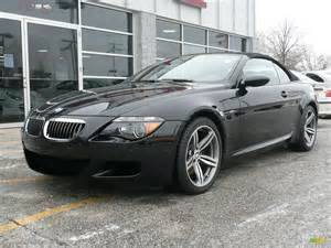 2007 bmw m6 convertible in black 532204