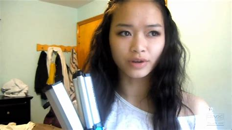 bed head deep waver reviews product review bed head wave artist deep waver youtube