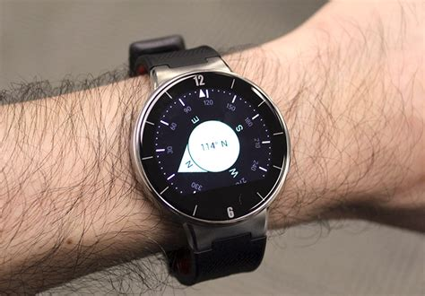 Smartwatch Alcatel One Touch Alcatel Onetouch Smartwatch The Budget Smartwatch