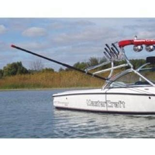 barefoot wakeboard tower boom barefoot booms - Boat Tower Boom