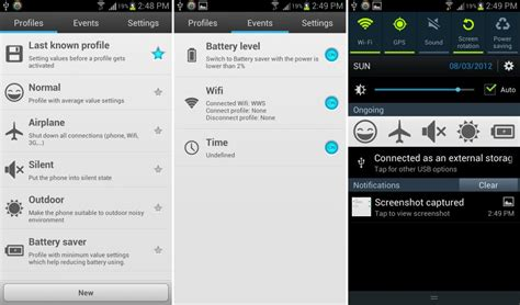 android app settings new and fresh android apps of the week august 4 issue
