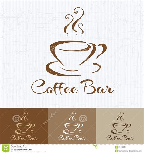 coffee shop vector design coffee shop logo design template retro style vintage