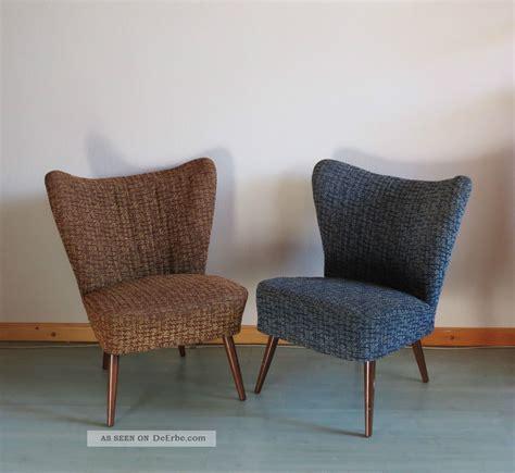 60er Jahre Sessel by 2 Cocktailsessel 50er 60er Jahre Clubsessel Sessel