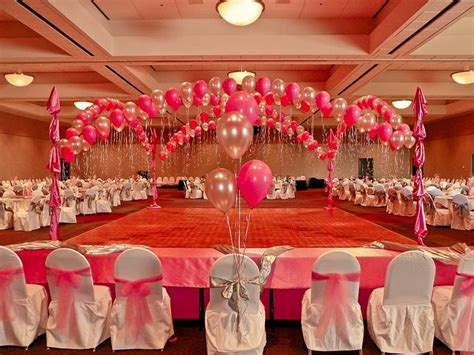 quinceanera simple themes quinceanera balloon decor quinceanera balloons flickr
