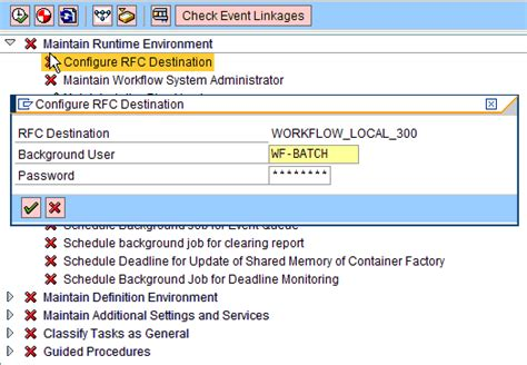 sap activate workflow activating workflow enviornment sap blogs