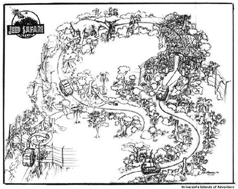 disneyland map coloring page peter pan ride disneyland google search ride layouts