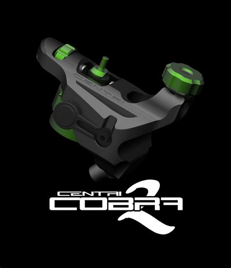 centri tattoo machine cobra 2 green