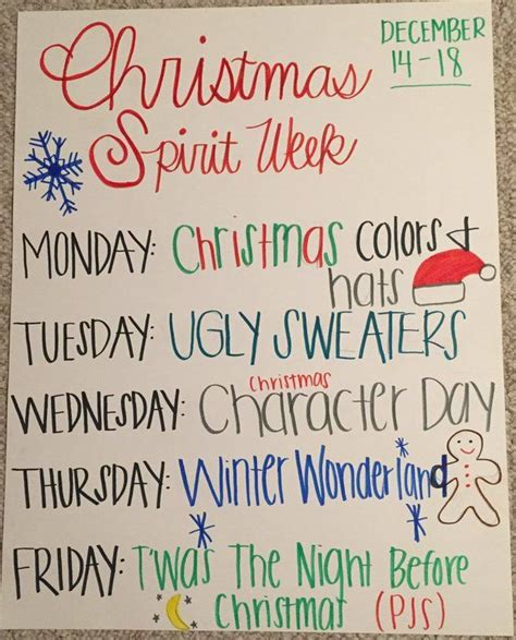 christmas week at school 1000 ideas about student council on school clubs student council activities and