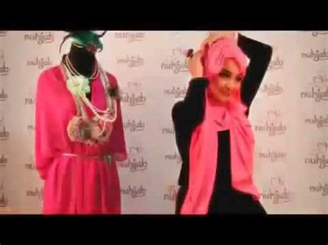 youtube tutorial turban pesta tutorial hijab pashmina turban instan untuk pesta wisuda