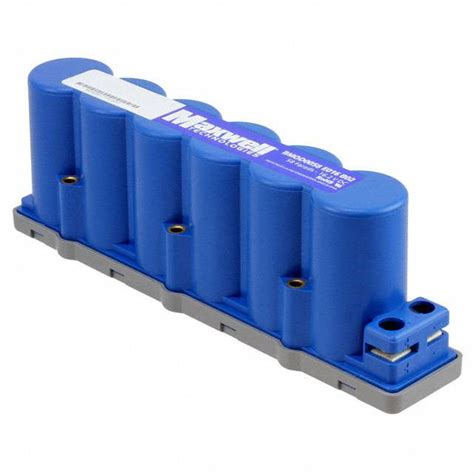 maxwell technologies capacitors bmod0058 e016 b02 maxwell technologies inc capacitors digikey