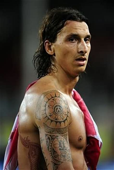 ibrahimovic tattoo henna zlatan arm tattoo