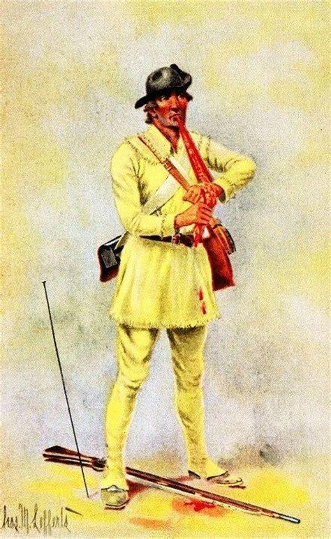 History Of The Third Regiment Of third carolina regiment 1778 overalls