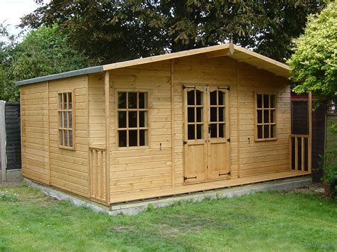Summerhouse Shed by Chilworth Summerhouse Shed 10 X 14 Surrey Shed Manufacturer