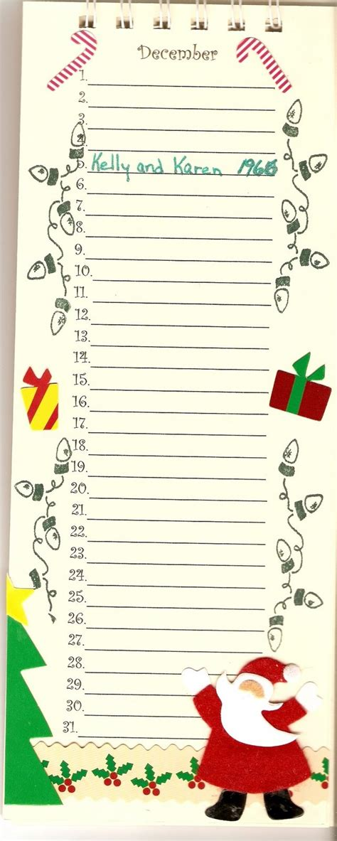 create this perpetual family photo calendar using a 1 102 best images about family on pinterest