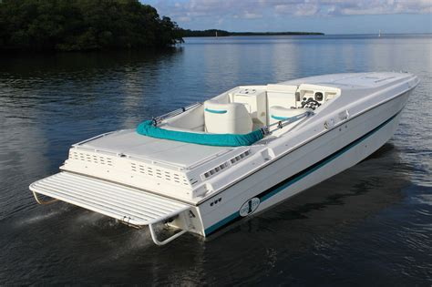 bullet fiberglass boats cigarette 31 bullet 1993 for sale for 45 000 boats from