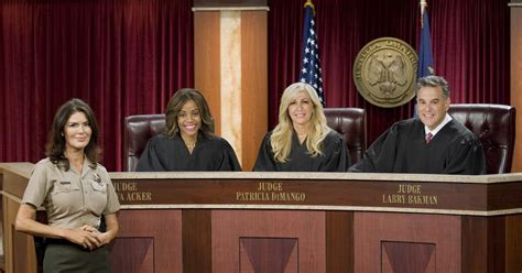 judy bench former brooklyn judge stars in cbs court show hot bench