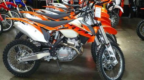 Ktm 250 Dirt Bike For Sale 2014 Ktm 250 Xc F Dirt Bike For Sale On 2040motos