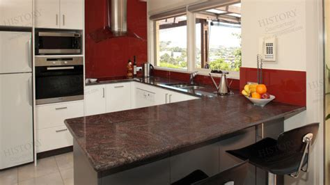 Classic Granite Countertops by India Parddiso Classic Granite Countertops Polished
