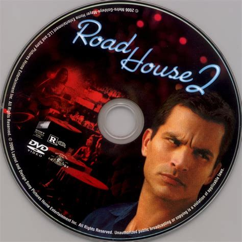 road house 2 road house 2 scanned dvd labels road house 2 r1 dvd aladdin dvd covers