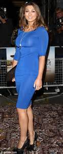 luisa zissman nearly falls out of her very low cut dress luisa zissman reveals too much at bad grandpa premiere
