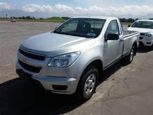 Chevrolet S10 Mexico Chevrolet S10 2016 Autocosmos