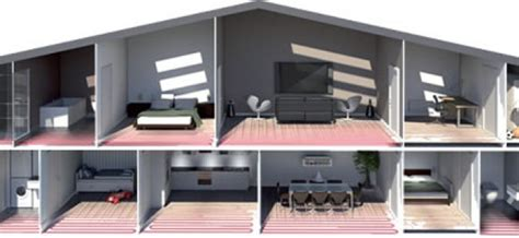 riscaldamento elettrico a pavimento consumi gullov divisione tra soggiorno e cucina