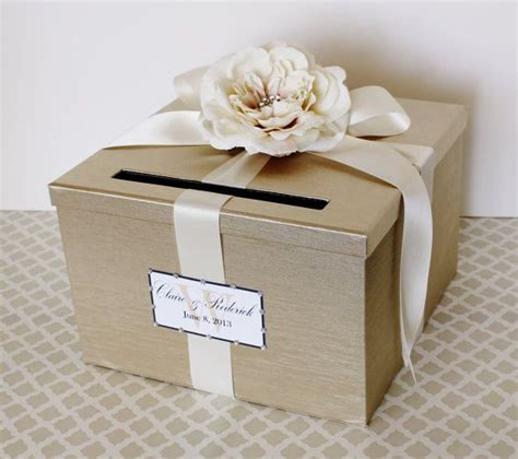 how to make a wedding card holder 25 best ideas about wedding money boxes on