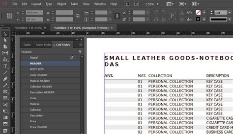 indesign tutorial pagination indesign place command tutorial create a price list