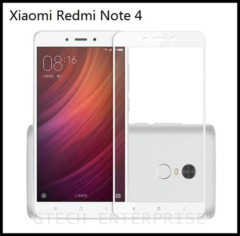 Tempered Glass Xiaomi Redmi Note 4 xiaomi redmi note 4 cover 9h te end 6 18 2018 9 28 am