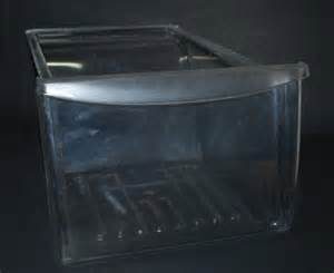 Water Crisper Drawers In Refrigerator by Kenmore Frigidaire Refrigerator Crisper Drawer 240337107 240337103 Ebay