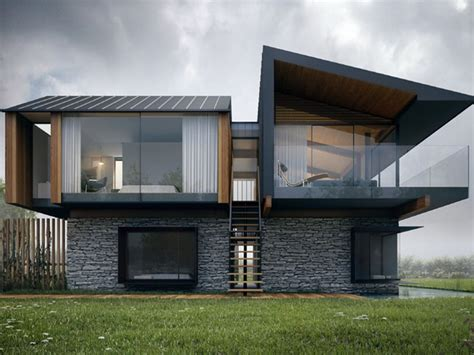 Modern Houses Plans Uk Modern House Designs House Design Modern House