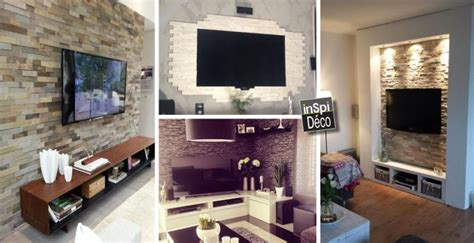 Deco Mur Tv 2460 by Deco Mur Tv Decoration Mur Tele D Co Mur Tv Du Loft