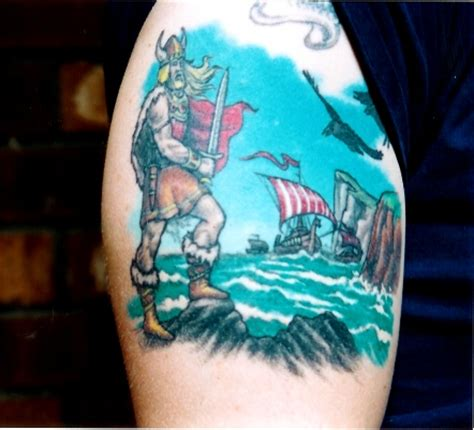 white supremacist tattoos thevikingworld the of odinism in contemporary white
