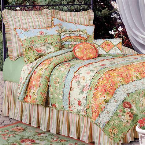 Quilt C c f enterprises garden quilt collection reviews wayfair