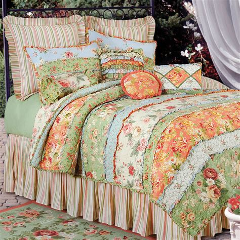 C amp f enterprises garden dream quilt amp reviews wayfair