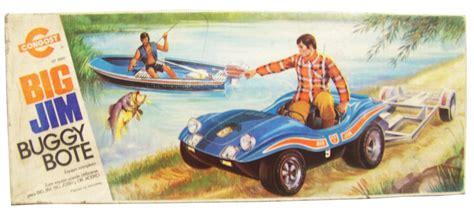 big jim boat big jim adventure series buggy fishing boat set ref
