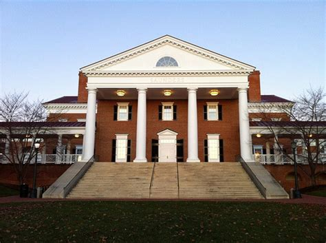 Darden Mba Credits by 50 Most Graduate School Buildings In The World