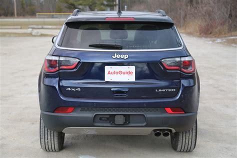 jeep compass limited blue 2018 jeep compass review autoguide com