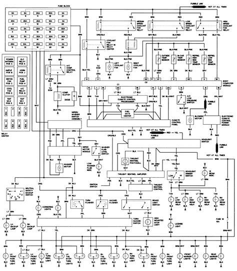 1971 cadillac fleetwood wiring diagrams 1971 get free