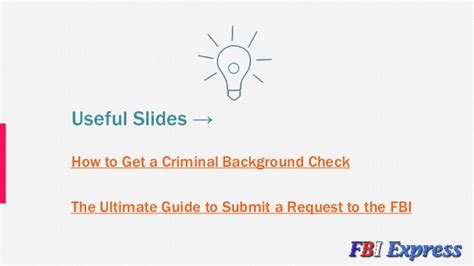 Fbi Background Check Channeler How To Quickly Apostille Fbi Background Check