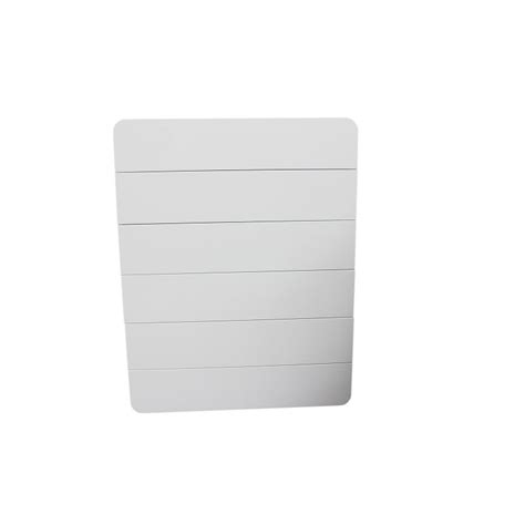 White Gloss Tallboy Drawers by Tallboy Chest Of 6 Drawers In High Gloss White Buy