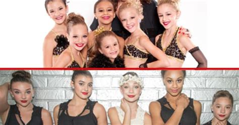 where are the dance moms kids now dance moms then and now playbuzz