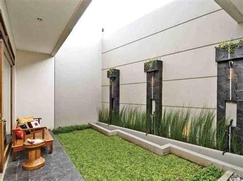desain dapur terbuka ke taman 15 desain taman belakang rumah minimalis untuk lahan sempit